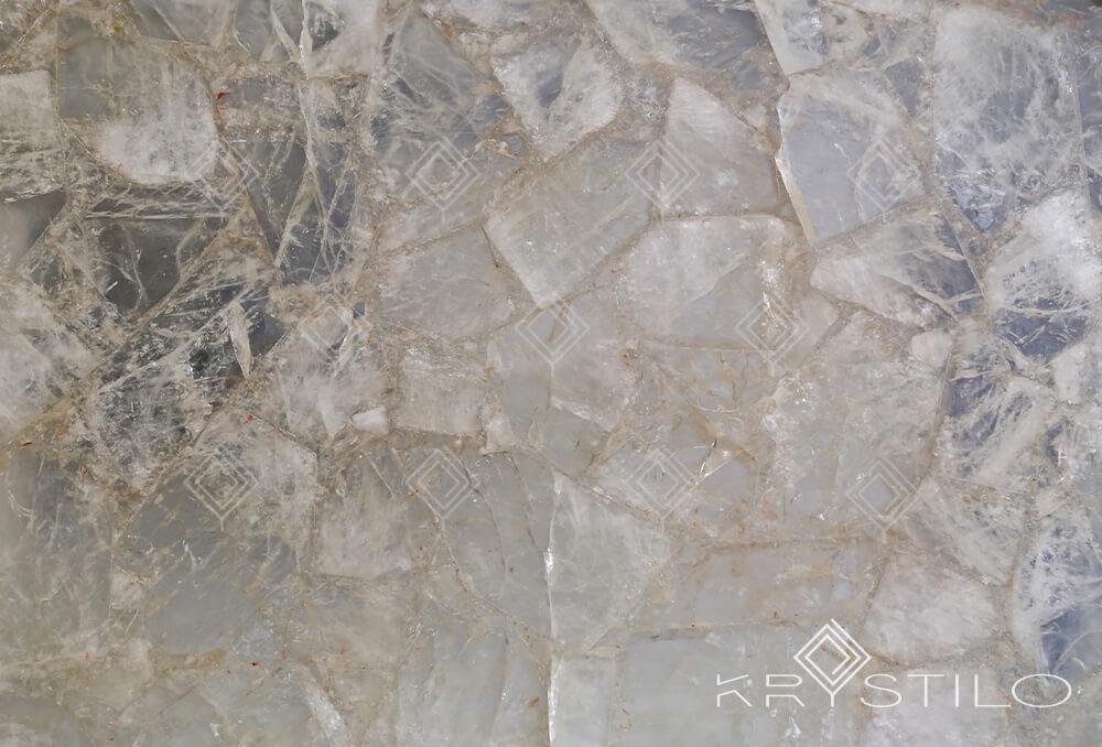 Rock Crystal Slab