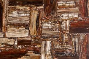 Petrified Wood Retro