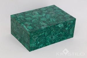 Samantha (Malachite Box Large )
