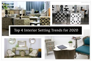 4 Ingenious Interior Settings that will be Trending in 2020